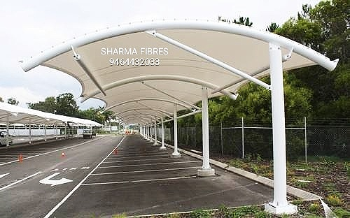 Best Car Parking Tensile Structure in India, Buy Tensile Structure Shades in 2021-22 | भारत में कार पार्किंग तन्यता संरचना 3