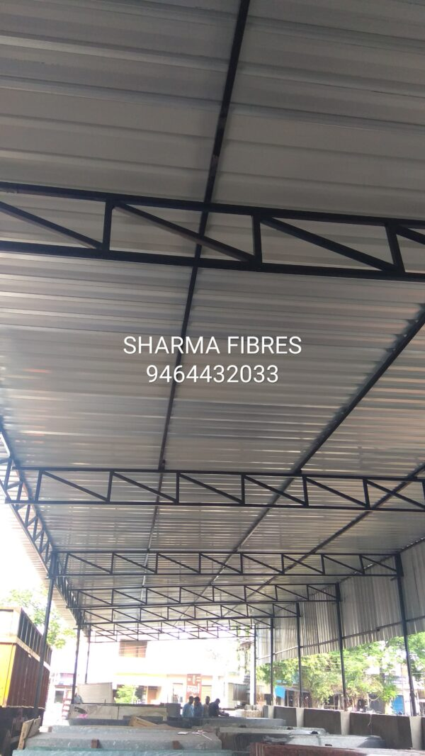 Colour Coated Roofing Sheets in India 3