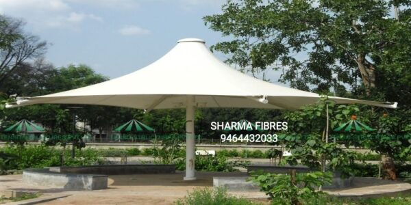 Best Car Parking Tensile Structure in India, Buy Tensile Structure Shades in 2021-22 | भारत में कार पार्किंग तन्यता संरचना 4