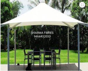 Tensile structure, Car parking shade, garden gazebo in Ludhiana