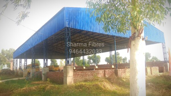 Colour Coated Roofing Sheets in India 4