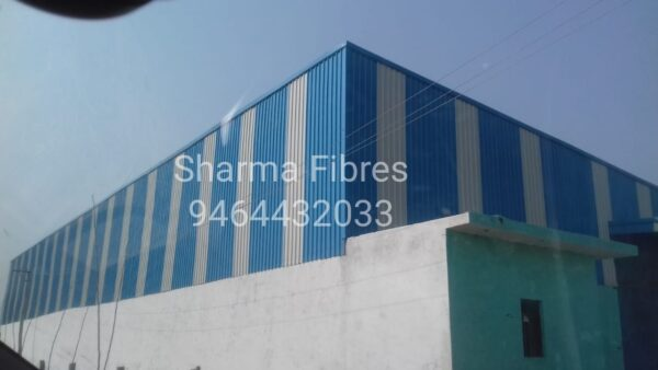 Colour Coated Roofing Sheets in India 2