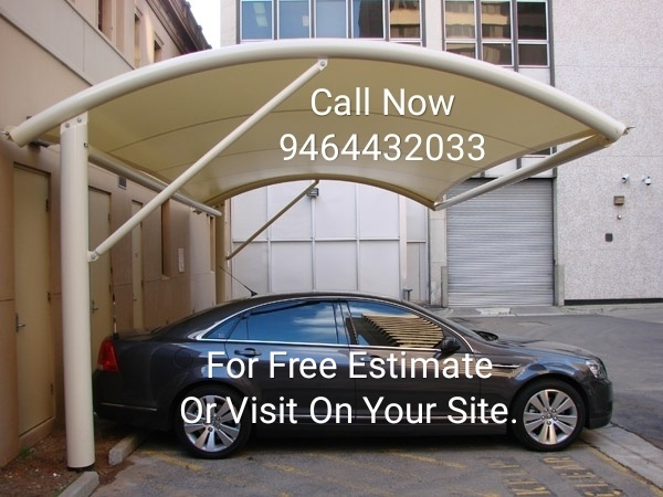 Best Car Parking Tensile Structure in India, Buy Tensile Structure Shades in 2021-22 | भारत में कार पार्किंग तन्यता संरचना 1